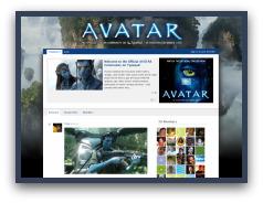 Avatar Screen for MarketWire